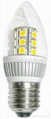 27*0.18w LED 球泡