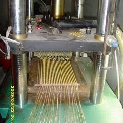 Cup chain stone setting machine