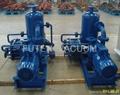 water ring vacuum pump system 2