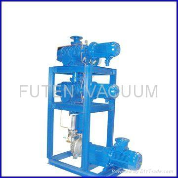 water ring vacuum pump system 4
