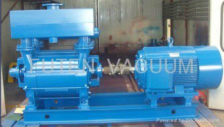 water ring vacuum pump system 5