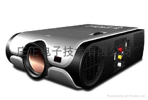LED便攜投影儀 2