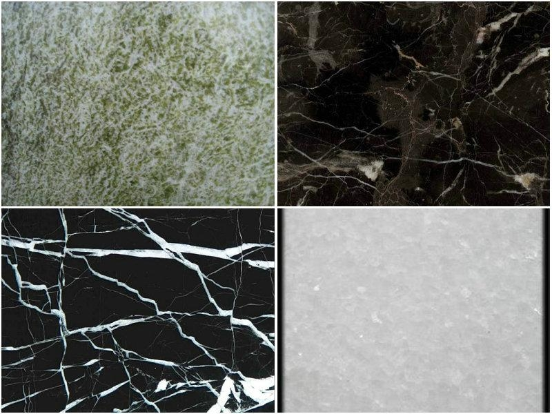 Marble Green Color : China marble chinese black white green color