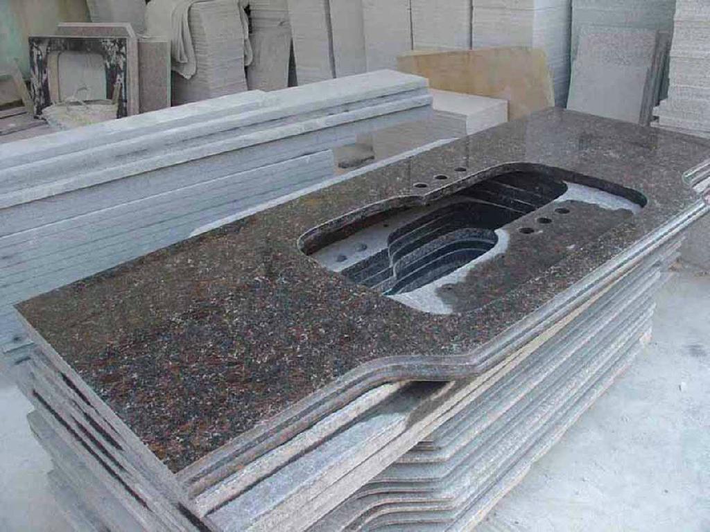 Granite Countertops Product : Granite countertop hollystone china manufacturer