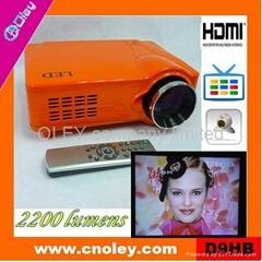 led投影机1080p带电视功能