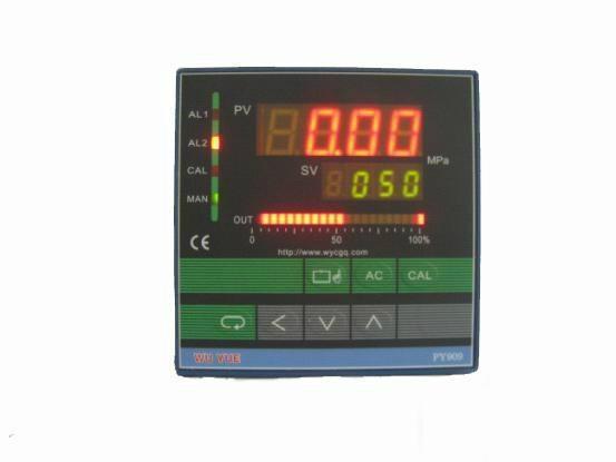 PY800智能高温熔体压力测量仪 1
