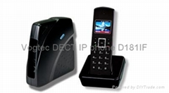Vogtec DECT_IP phone D181IF