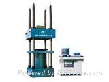 微機控制電液伺服壓力試驗機