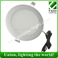 LED panel light round 240*13.5mm