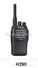 Hiyunton H290 Walkie Talkies Handheld Portable Two way Radios Transceiver