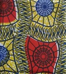 非洲全棉真蠟印花布