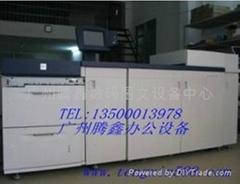 二手富仕施樂彩機DCC8000