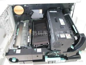 二手富仕施樂彩機DCC8000 5