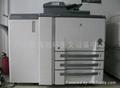 二手柯尼卡美能达黑白高速印复印机 2