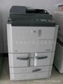 二手柯尼卡美能达黑白高速印复印机 5