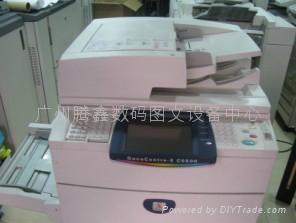 施樂二手彩色複印機DCC4300 3