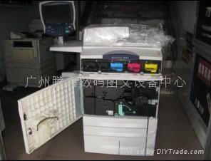 施樂二手彩色複印機DCC4300 4