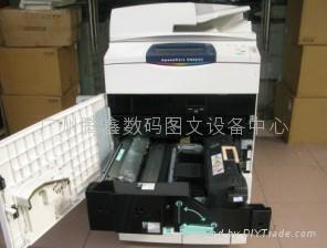 施樂二手彩色複印機DCC4300 5