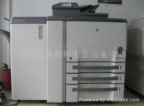 二手柯美920生产型高速黑白复印机 1