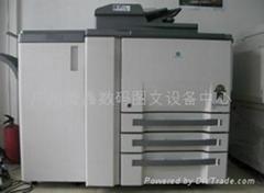二手柯美920生產型高速黑白複印機