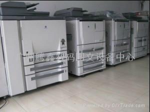 二手柯美920生产型高速黑白复印机 3