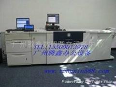二手富仕施樂彩機DCC5000