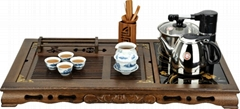 Electric tea tray/sets F24