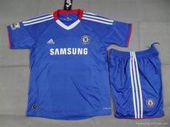 2012 new style children sport jersey/football jersey/soccer jersey