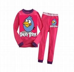 2012 new style children pajamas