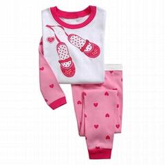 2012 new design baby pajamas