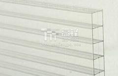 供应温室大棚专用的防雾滴PC阳光板