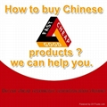 5 years experience professional China buying service with 4200 factories work to 1