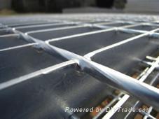 电镀锌钢格板 1