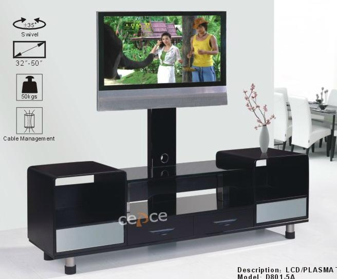 2017 New Design Glass Tv Stand D801 A