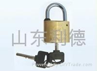 35mm電力表箱銅鎖 3