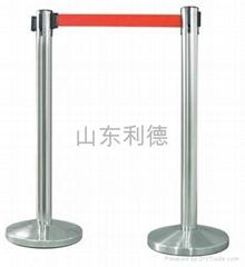 不锈钢一米线围栏