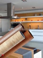 PVC木紋裝飾片