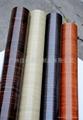PVC木紋裝飾片 5