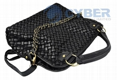 Korean Style Lady Hobo PU Leather Handbag Shoulder Bag
