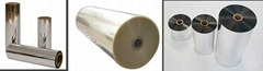 Metallized PET Film(polyester film, metallized)