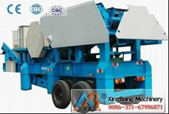 SELL Mobile Crushing Station-hot sales