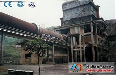 Bauxite Rotary kiln-cnxb0613 1