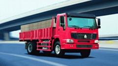 SINOTRUK HOWO cargo carrier truck