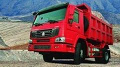 SINOTRUK HOWO tipper dump truck