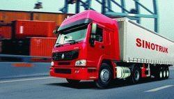SINOTRUK HOWO tractor truck 1