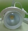 led gimble downlight