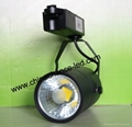 led track light 20W Warm White 1800lm