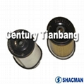 SHACMAN PARTS (614080739+614080740)FUEL FILTER