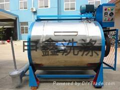 廠家直銷全鋼工業洗衣機