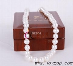 2012 fashion Natural Pearl Beaded Necklaces